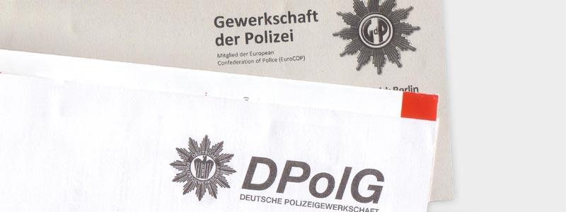 GdP, DPolG oder BdK?