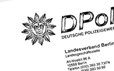 Stellungnahme DPolG Info-Schreiben 13.02.2018